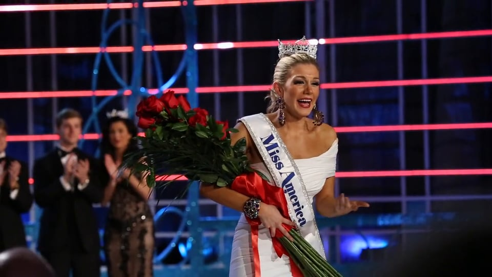 Miss America Post Pageant Sizzle